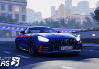 Project CARS 3 tendrá soporte para realidad virtual