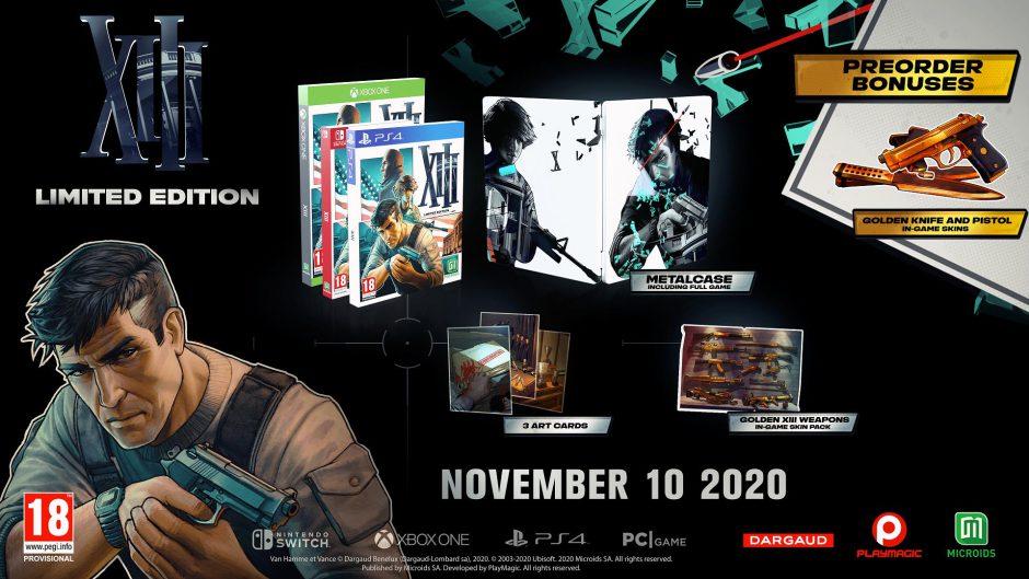 Ya puedes reservar el clásico XIII en Xbox One
