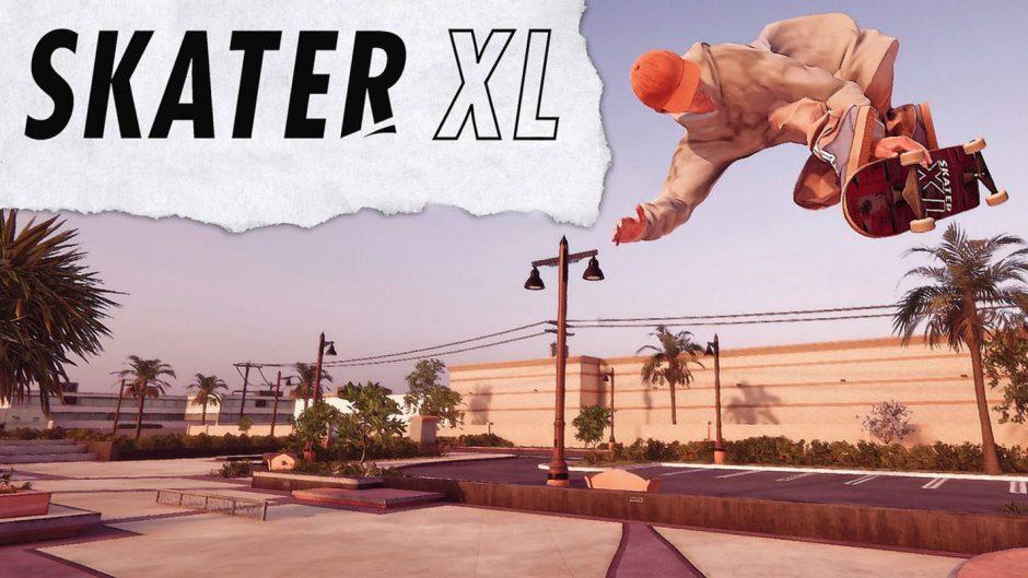 Skater XL sufre un ligero retraso en su fecha de salida