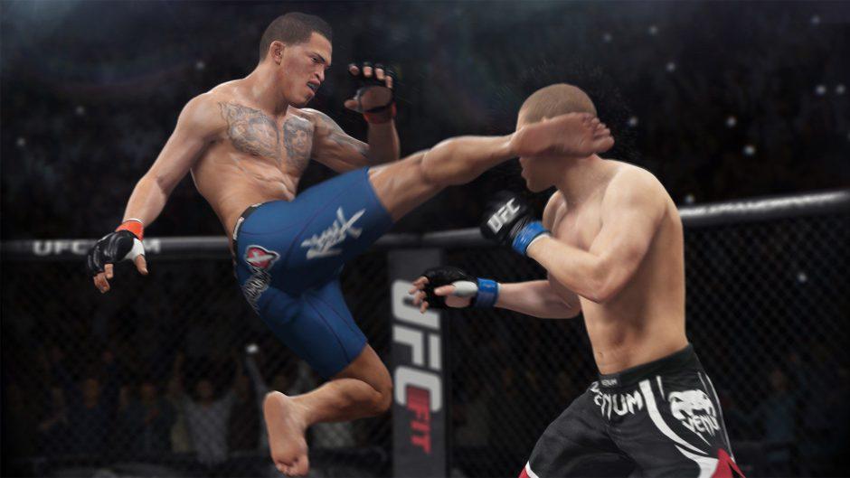 EA Sports UFC 4 se filtra en la PlayStation Store