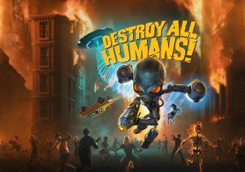 Consigue GRATIS para Xbox One Destroy All Humans!