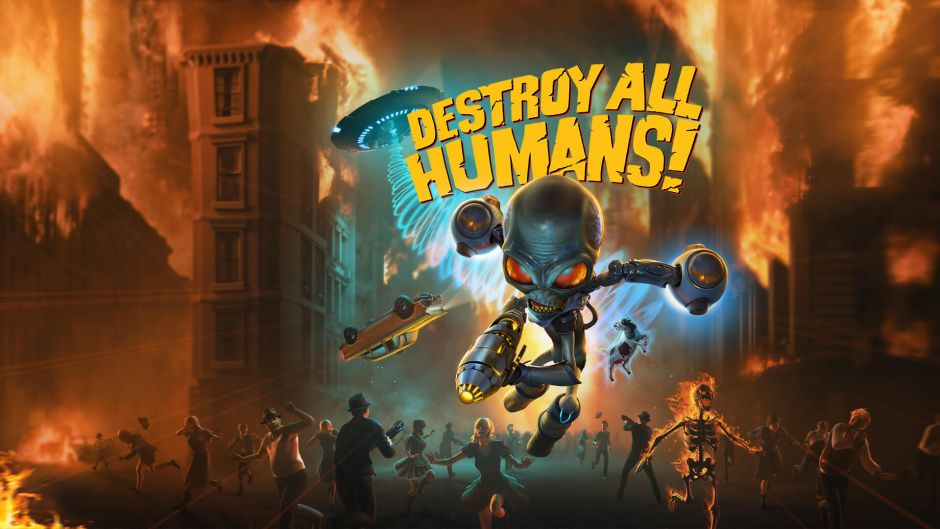 THQ Nordic da pistas sobre un posible Destroy all Humans! 2