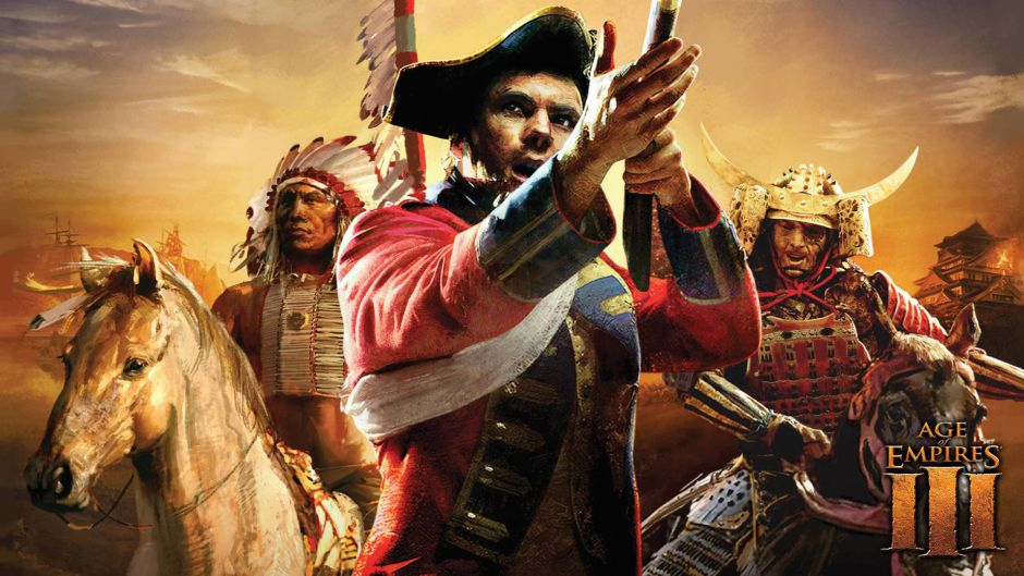 Age of Empires 3: Definitive Edition aparece clasificado en Brasil para PC