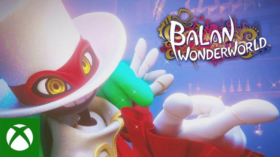Presentado Balan Wonderworld el nuevo juego de Square Enix
