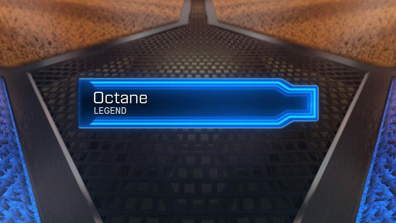 Banner del jugador de Rocket League