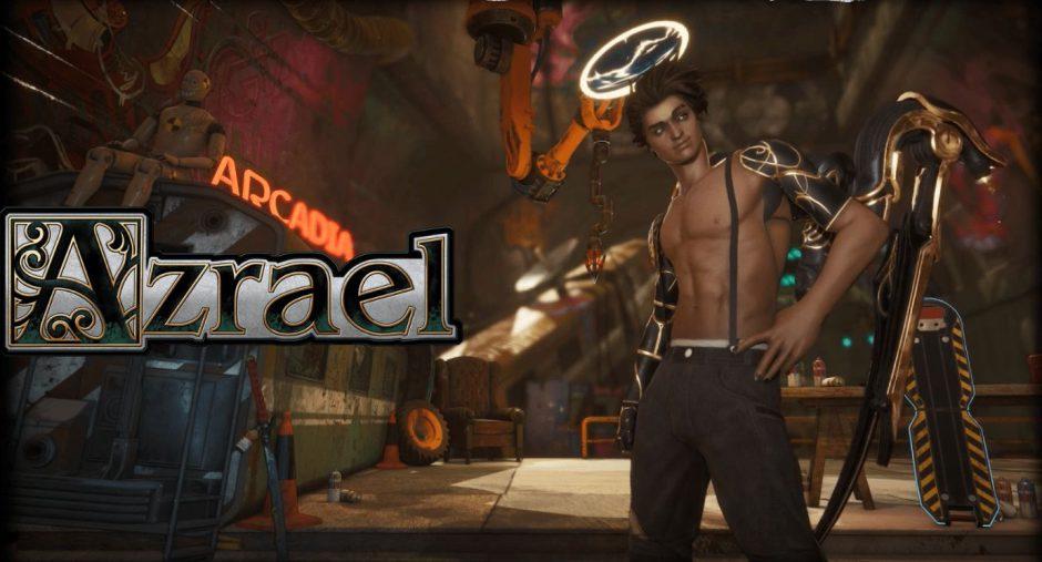 Azrael se deja ver en un nuevo gameplay de Bleeding Edge