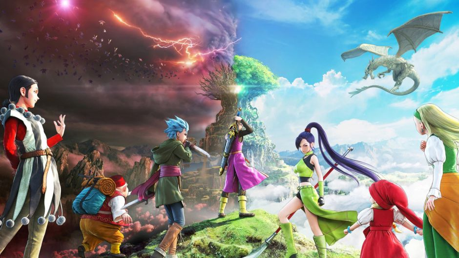 Dragon Quest XI S será un port de la versión de Nintendo Switch