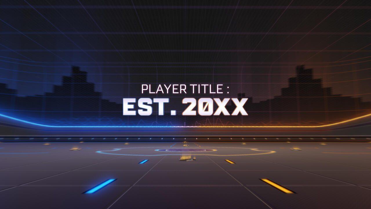 Est 20XX de Rocket League