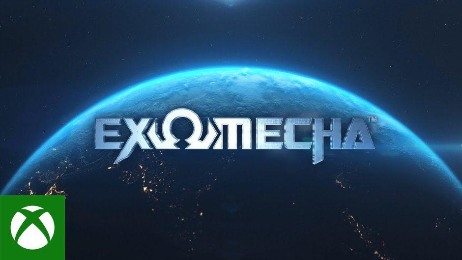 Exomecha, nuevo free-to-play para 2021
