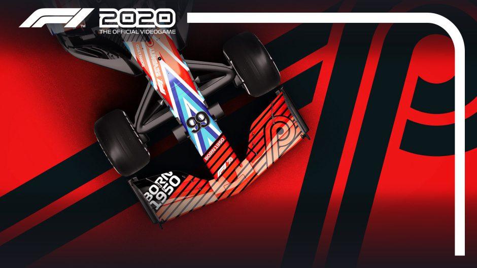 La actualización 1.06 de F1 2020 llegará a finales de semana