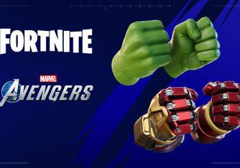 Consigue los puños de Hulk para Fortnite jugando a la beta de Marvel's Avengers