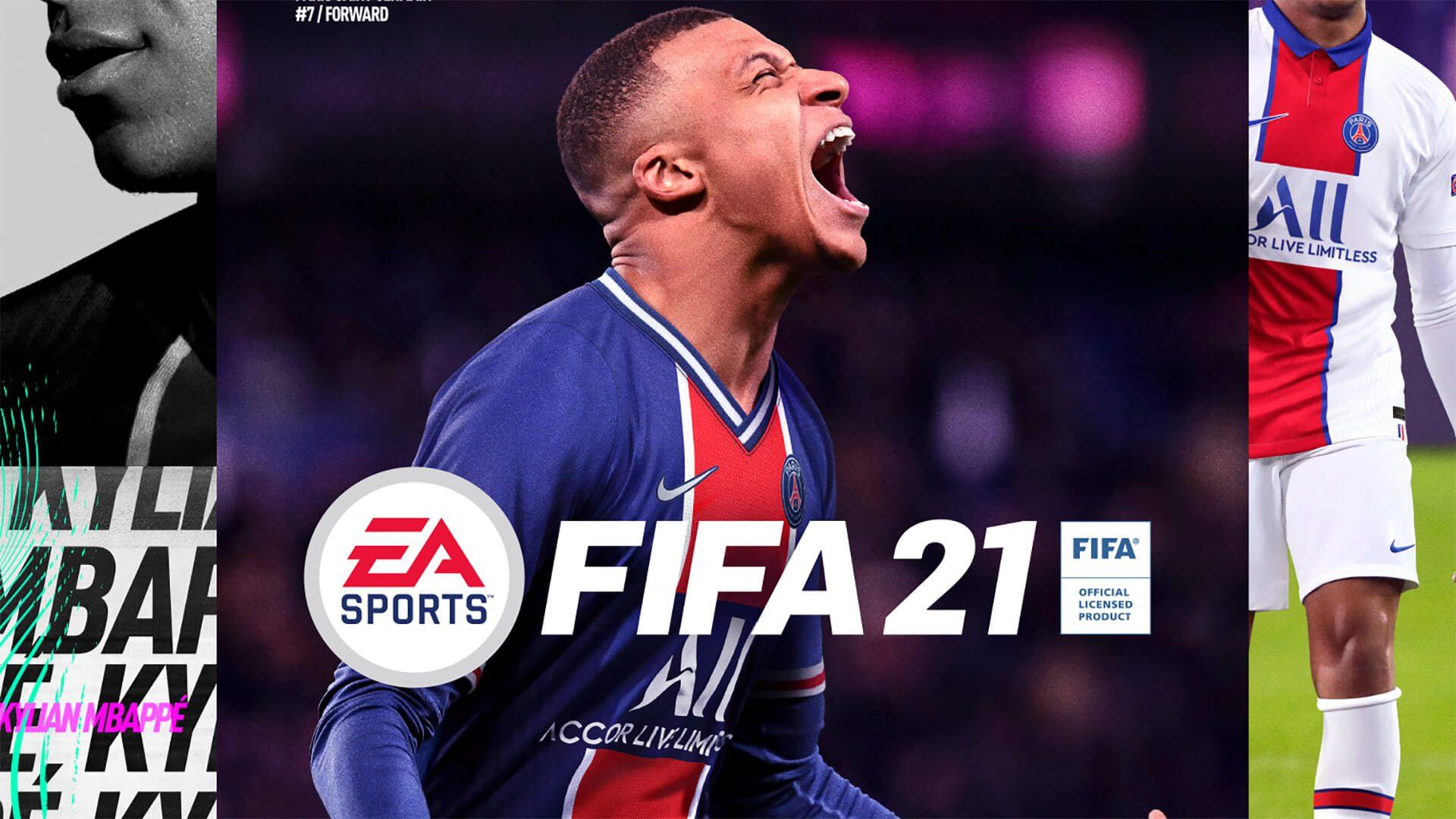 FIFA 21 permitirá crear estadio entre otras novedades
