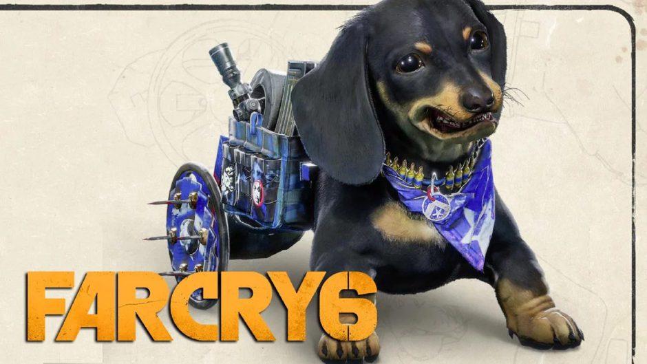 En Far Cry 6 nos podrá ayudar un perro llamado Chorizo