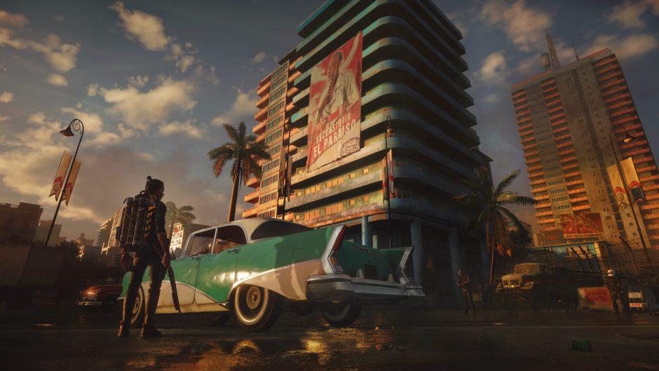 Far Cry 6 permitirá explorar toda la ciudad de Yara