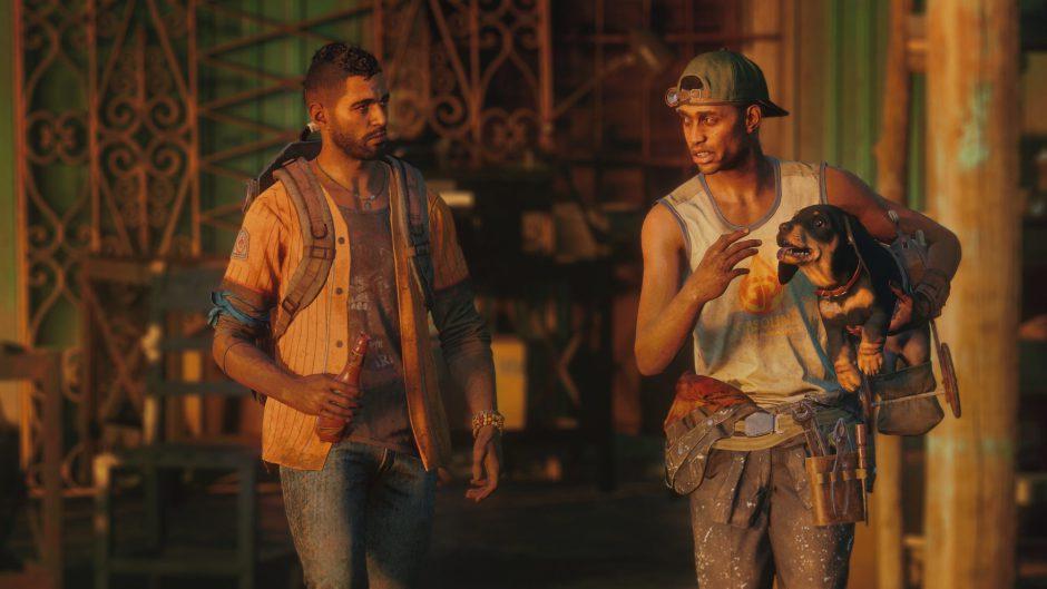 Far Cry 6 contará con escenas en tercera persona