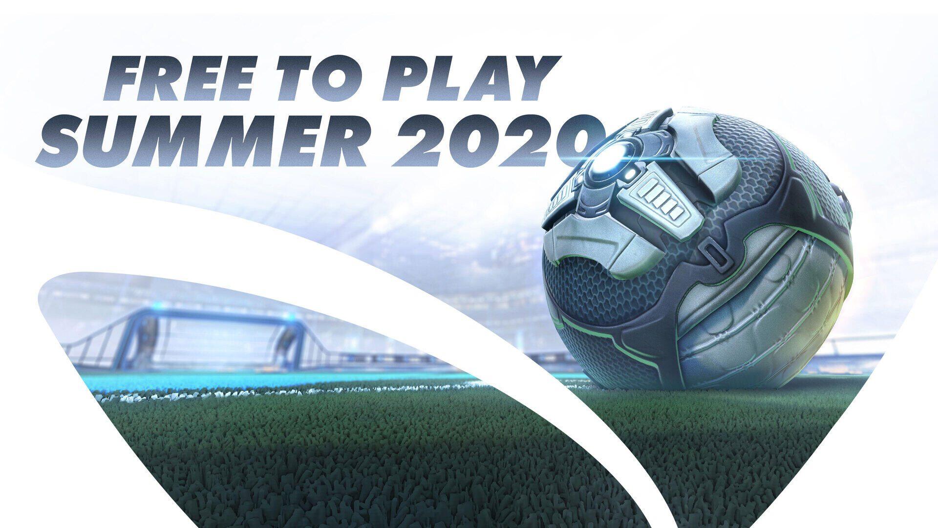 Free to Play en Rocket League verano 2020