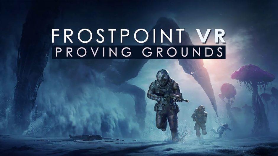 inXile presenta Frostpoint VR un shooter para la realidad virtual