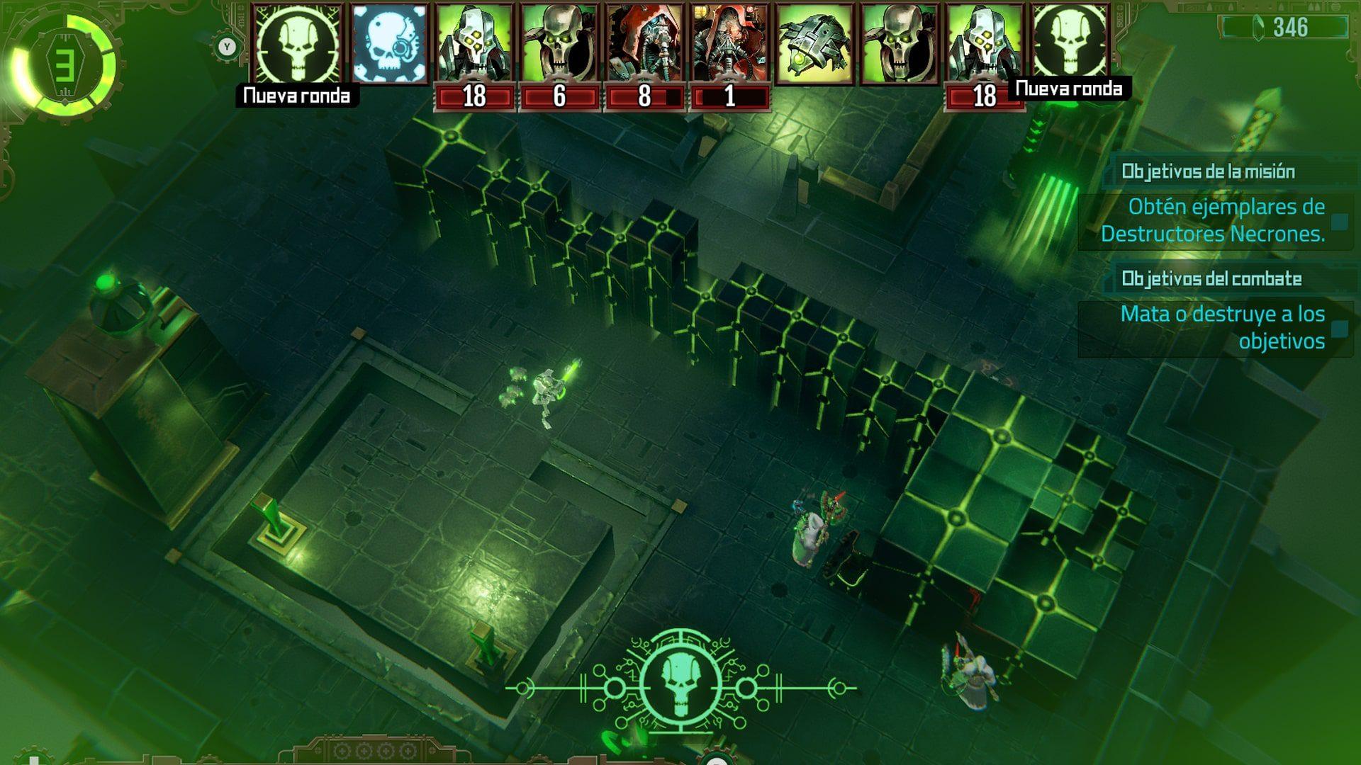 Análisis de Warhammer 40,000: Mechanicus