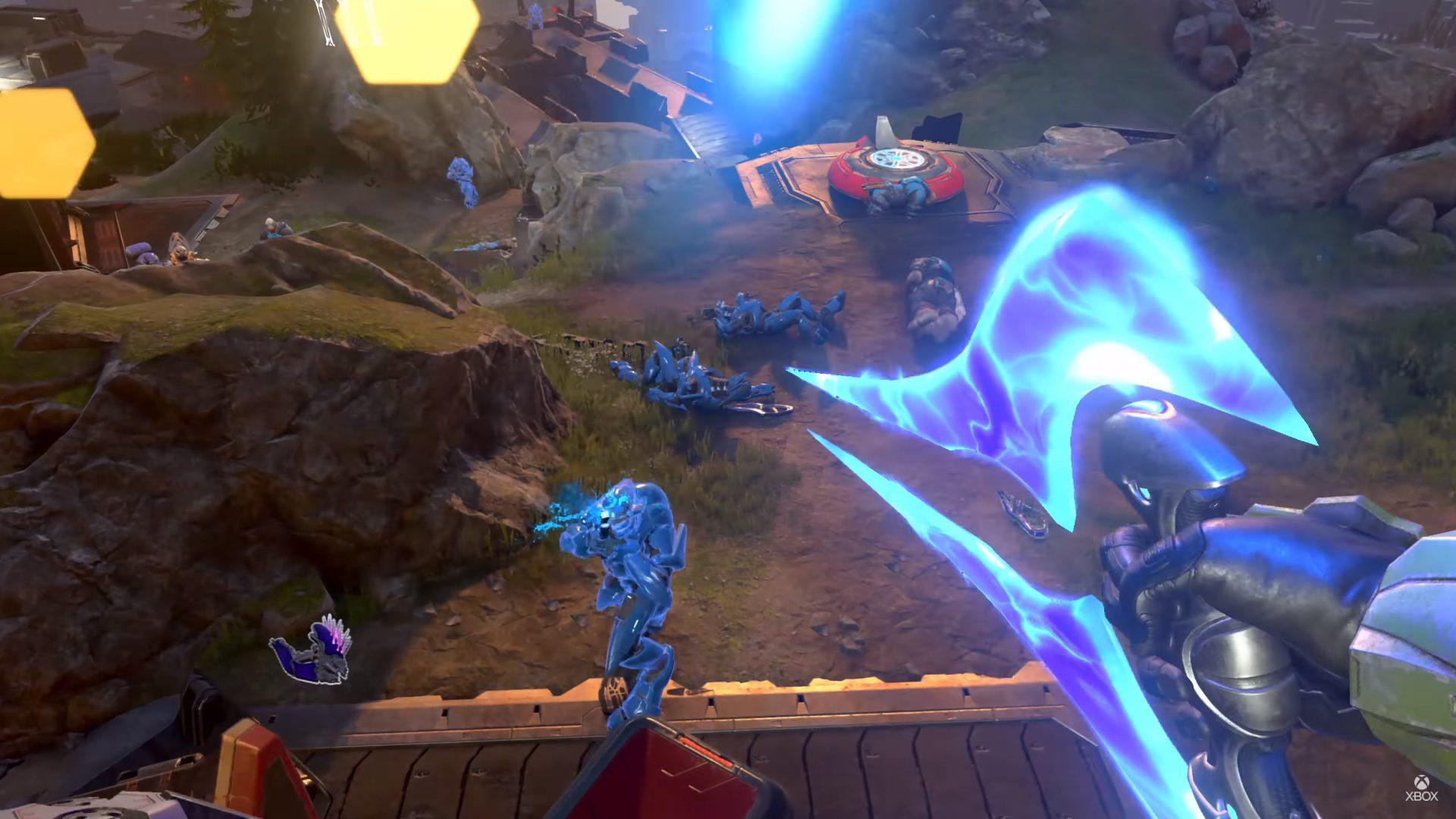El tráiler gameplay de Halo Infinite muestra detalles no vistos en la demo completa
