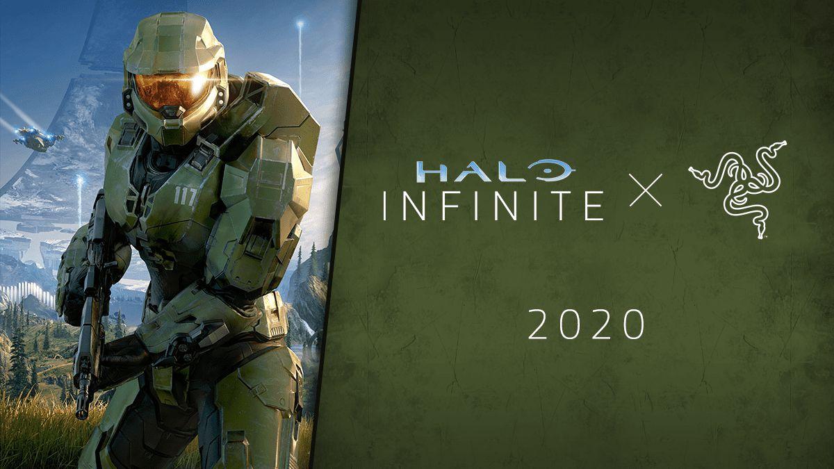 Acuerdo de Halo Infinite y Razer