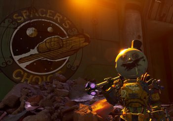 Nuevo y brutal gameplay de The Outer Worlds: Peril on Gorgon