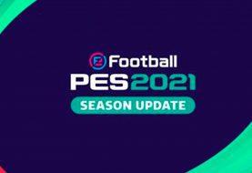 eFootball PES 2021 será una actualización de eFootball PES 2020
