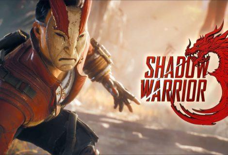 Shadow Warrior 3 desvelado con un primer teaser