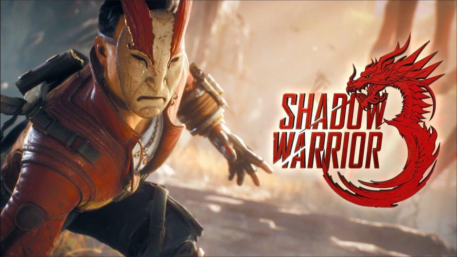 Shadow Warrior 3 muestra su nuevo y brutal trailer en el E3 2021