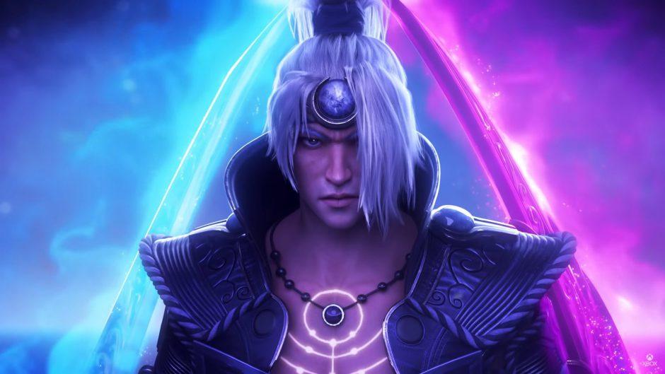 El dios Tsukuyomi llegará a Smite en el mes de agosto