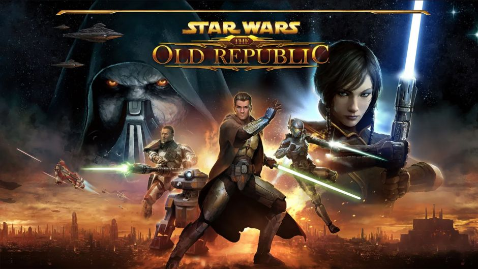 Ya puedes jugar Star Wars: The Old Republic en Steam
