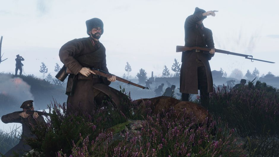 Tannenberg llegará a Xbox One en apenas un par de semanas