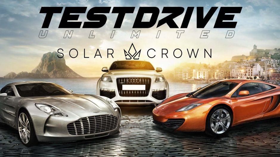 Anunciado oficialmente Test Drive Unlimited: Solar Crown