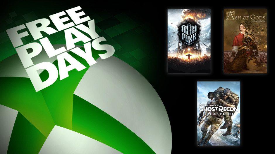 Ghost Recon Breakpoint será uno de los títulos gratis con los Free Play Days de este fin de semana