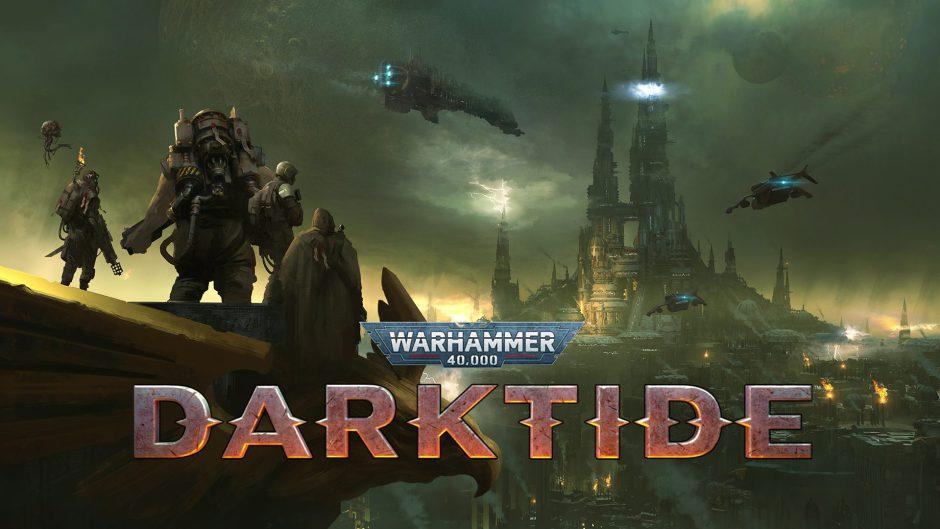 Warhammer 40.000 Darktide anunciado con un inquietante tráiler