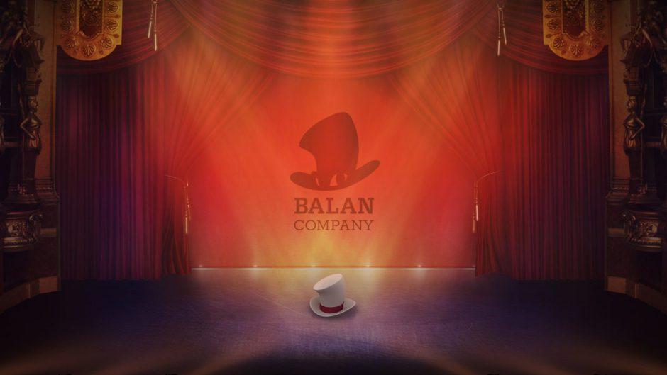 Balan Company mostrará hoy su nuevo juego