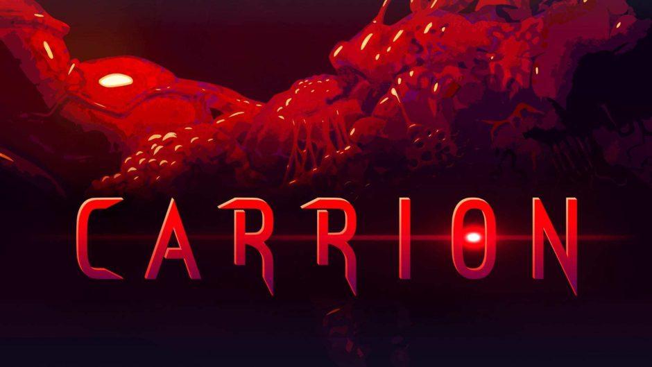 CARRION ya tiene fecha de lanzamiento y llegará a Xbox Game Pass