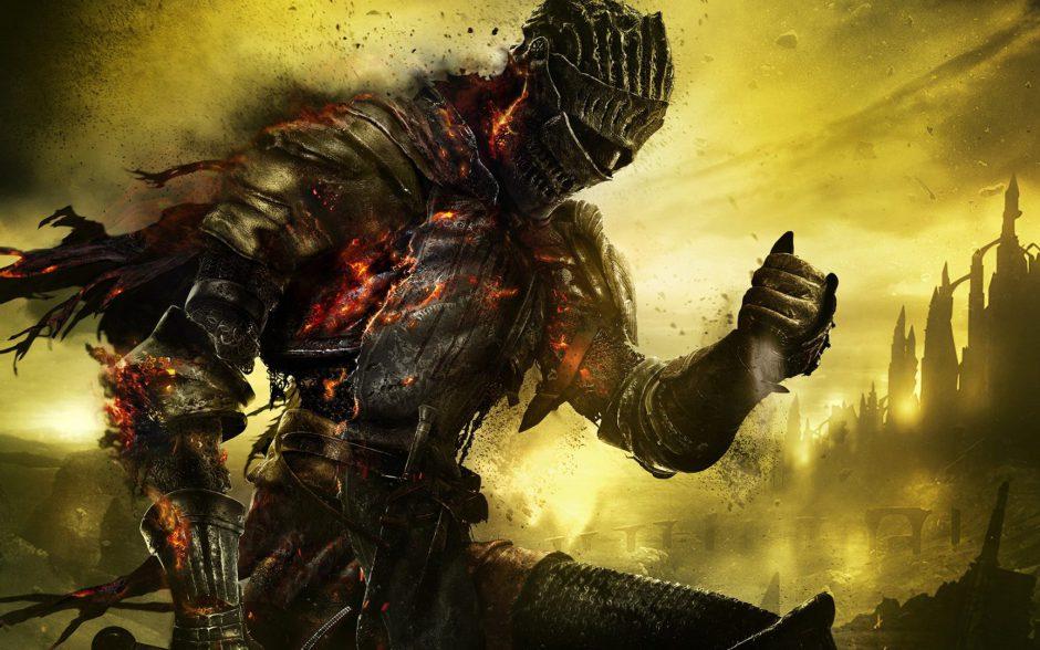 Brutal, terminan Dark Souls 3 sin sufrir daños con la guitarra de Guitar Hero