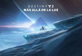 Nuevo tráiler de lanzamiento de Destiny 2 Beyond Light