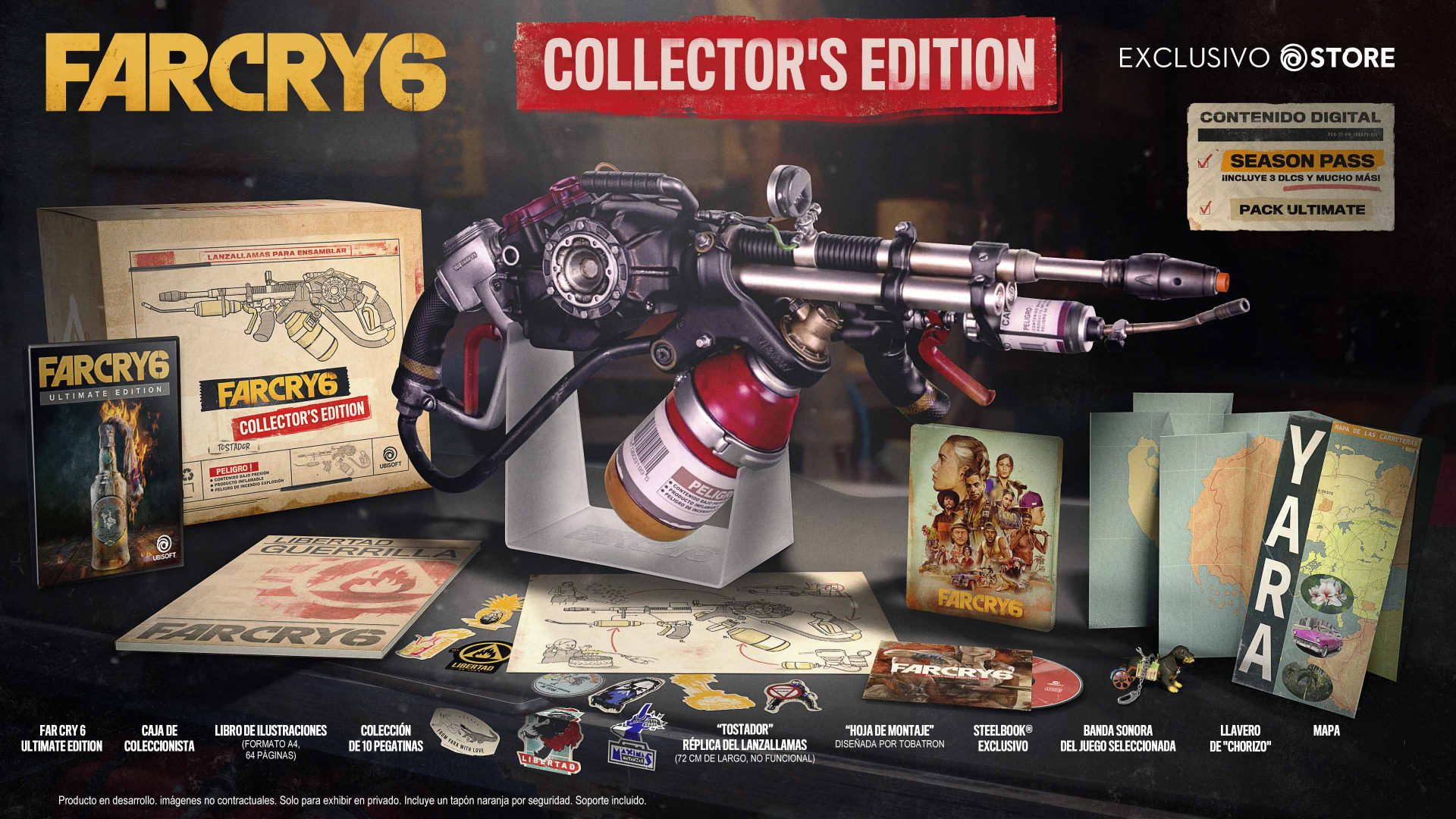 far cry 6 collector edition