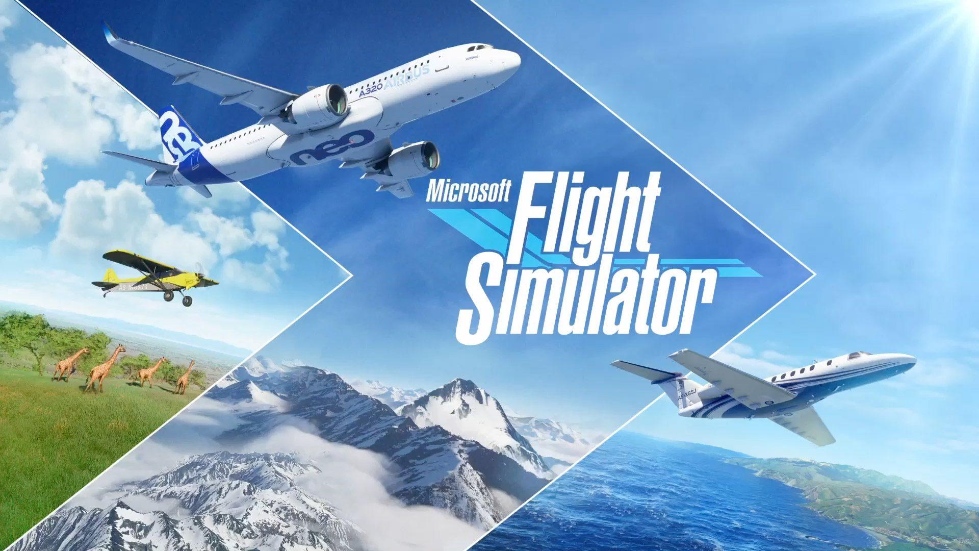 flight simulator 2020 - flight simulator - generacion xbox