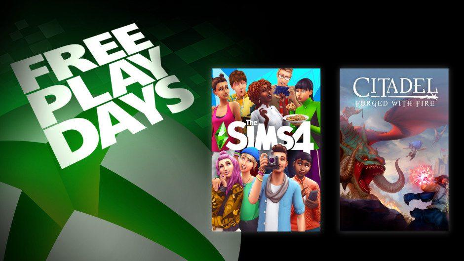 Juega gratis a estos títulos con los Free Play Days de esta semana - Ya tenemos aquí un nuevo fin de semana de juegos gratis con los Free Play Days.