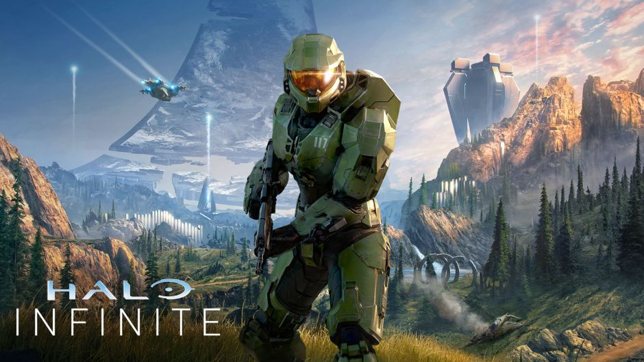 El primer gameplay ingame de Halo Infinite, es espectacular
