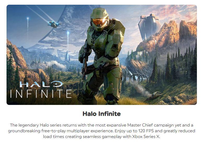 """[Confirmado] El multijugador de Halo Infinite sera """"Free-to-play"""" y alcanzará los 120 fps en Xbox Series X"""