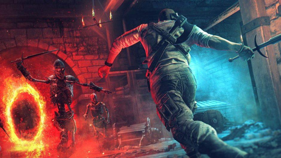 Hellraid el nuevo DLC de Dying Light se retrasa hasta agosto