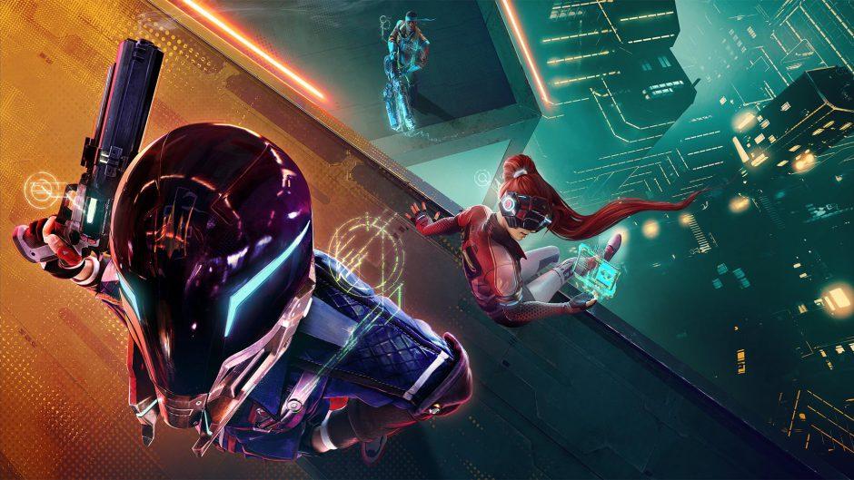 Anunciado para Xbox One, Hyper Scape, el nuevo Battle Royale de Ubisoft