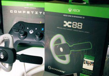 El headset inalámbrico Hyperkin X88 llegará en septiembre