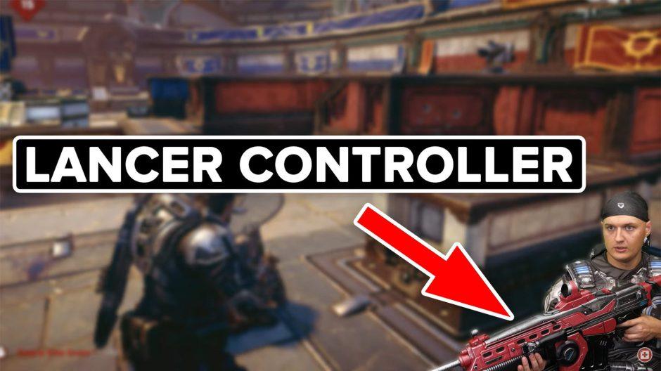 Un fan modifica un Lancer de escala real y ahora funciona como mando para Gears 5