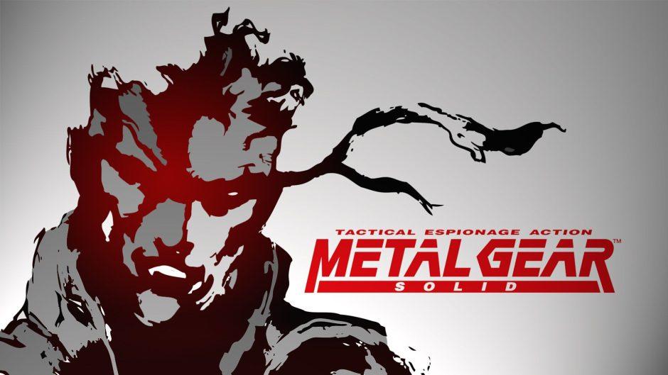 Brutal, así luce Metal Gear Solid con el Unreal Engine 4