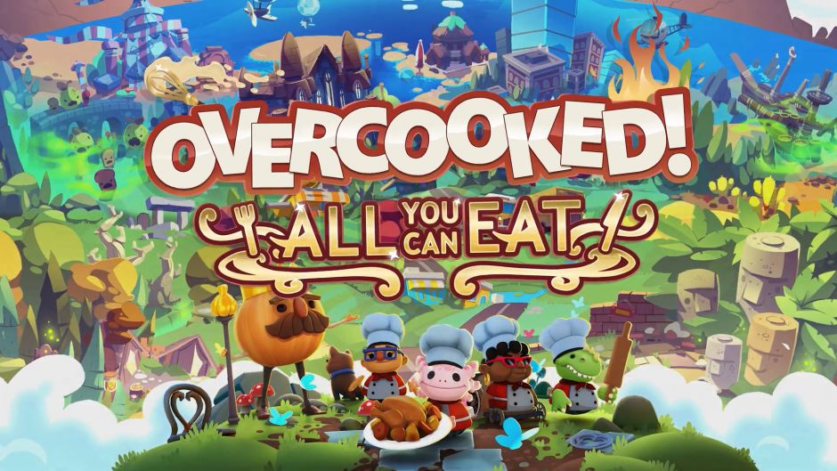 Anunciado Overcooked! All You Can Eat para Xbox Series X