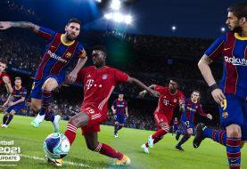 Konami anuncia eFootball PES 2021 Season Update para Xbox One